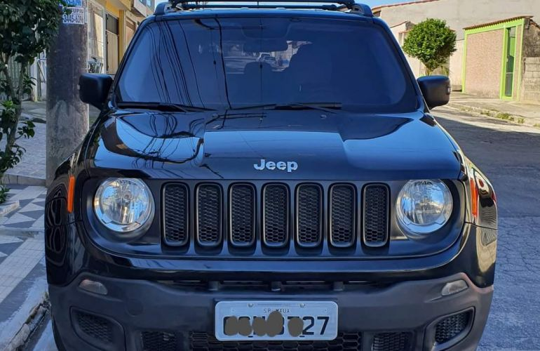 Jeep Renegade 1.8 (Flex) - Foto #1