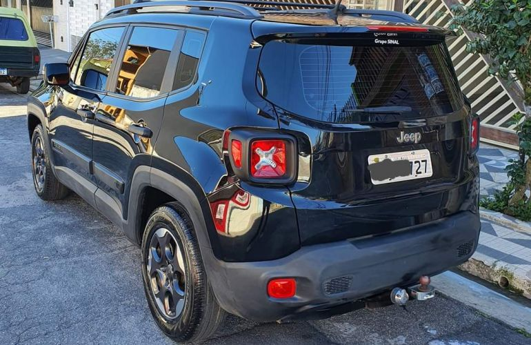 Jeep Renegade 1.8 (Flex) - Foto #4