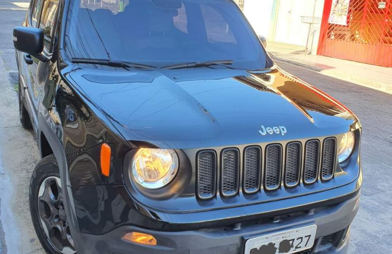 Jeep Renegade 1.8 (Flex) - Foto #8