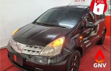 Nissan Livina 1.6 SL 16V Flex 4p Manual