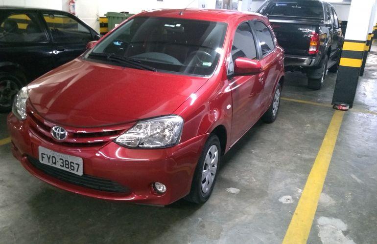 Toyota Etios XS 1.5 (Flex) - Foto #1