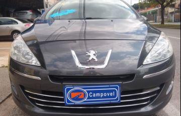 Peugeot 408 ALLURE 2.0 16V Flex 4P