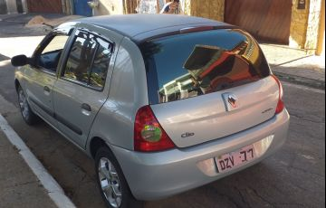 Renault Clio Hatch. Authentique 1.0 16V (flex) 4p - Foto #9