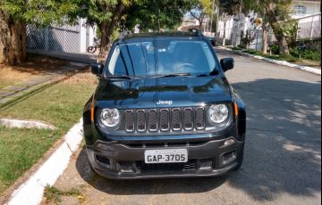 Jeep Renegade 1.8 (Aut) (Flex) - Foto #7