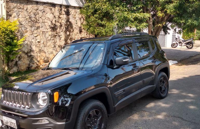 Jeep Renegade 1.8 (Aut) (Flex) - Foto #9