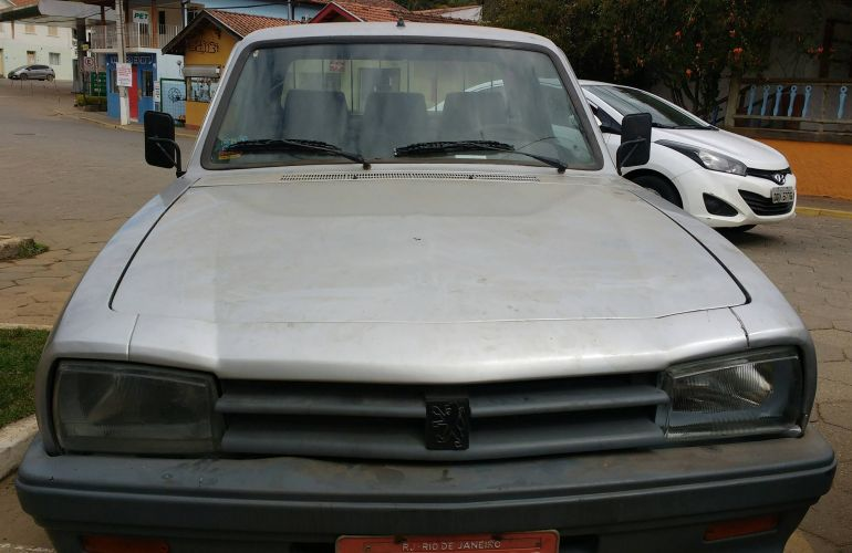 Peugeot 504 Pick-Up GD 2.3 - Foto #1