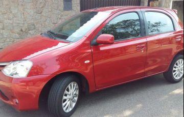 Toyota Etios XLS-MT 1.5 16V Flex - Foto #2