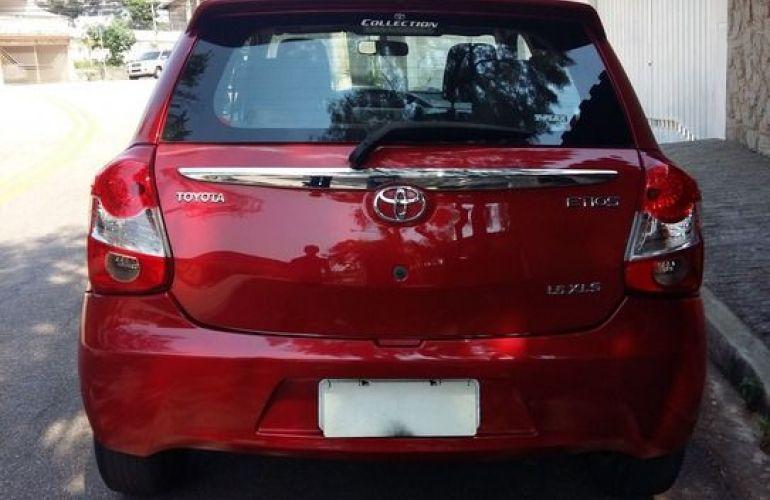 Toyota Etios XLS-MT 1.5 16V Flex - Foto #5