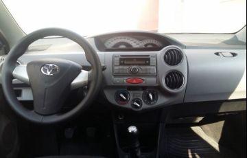 Toyota Etios XLS-MT 1.5 16V Flex - Foto #8