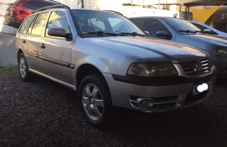 Volkswagen Parati Crossover 2.0 MI - Foto #1