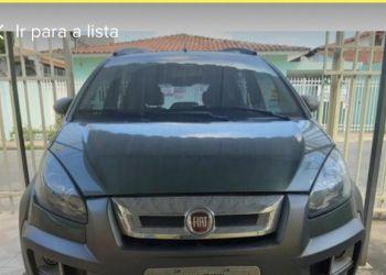 Fiat Idea Adventure 1.8 16V Dualogic (Flex) - Foto #1