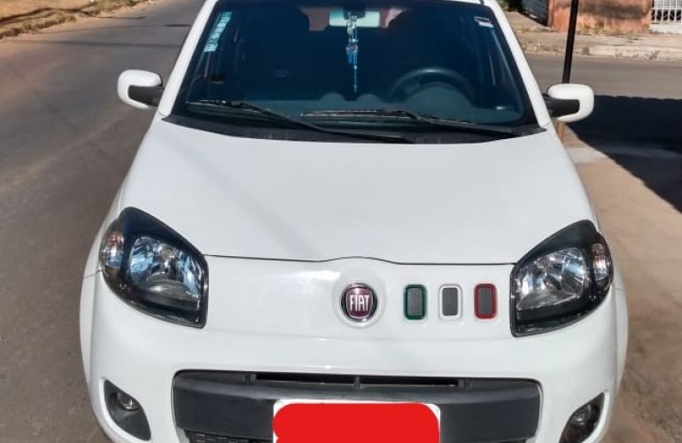 Fiat Uno Economy 1.4 8V (Flex) 4P - Foto #5