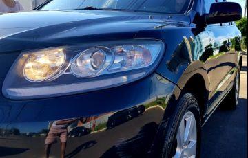 Hyundai Santa Fe GLS 2.7 V6 4x4 - Foto #4