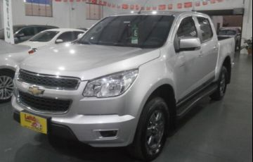 Chevrolet S10 Advantage 4x2 2.4 (Flex) (Cab Dupla)