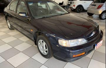 Honda Accord Sedan LX 2.2 16V (aut)