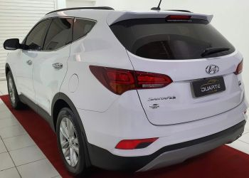 Hyundai Santa Fe 3.3L V6 7L 4WD - Foto #3