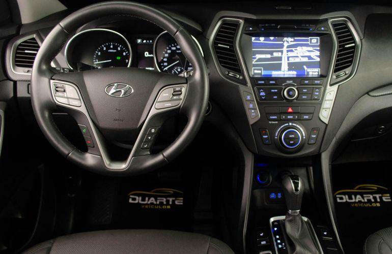 Hyundai Santa Fe 3.3L V6 7L 4WD - Foto #8