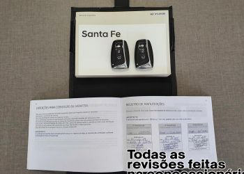 Hyundai Santa Fe 3.3L V6 7L 4WD - Foto #10