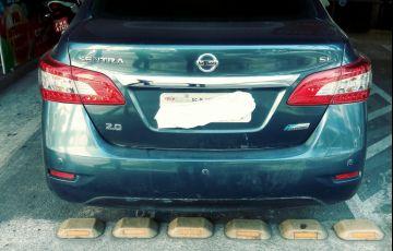 Nissan Sentra SL 2.0 16V CVT (Flex) - Foto #6
