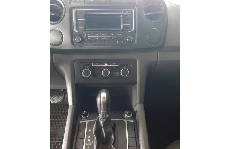 Volkswagen Amarok 2.0 CD 4x4 TDi Trendline (Aut) - Foto #8