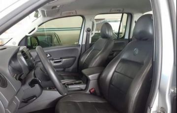 Volkswagen Amarok 2.0 CD 4x4 TDi Trendline (Aut) - Foto #9