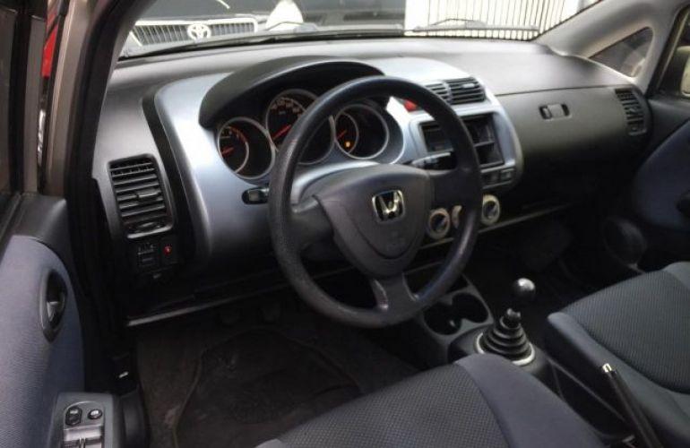 Honda Fit LX 1.4 16V Flex - Foto #5