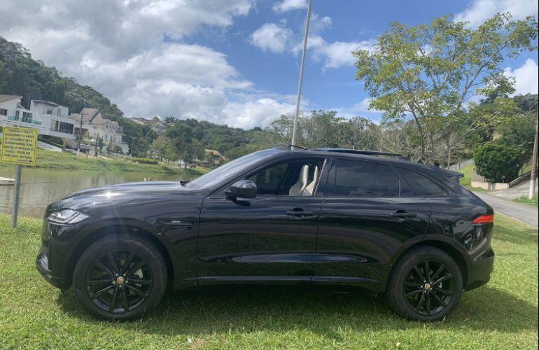 Jaguar F-Pace 2.0 R-Sport 4WD - Foto #1