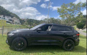 Jaguar F-Pace 2.0 R-Sport 4WD