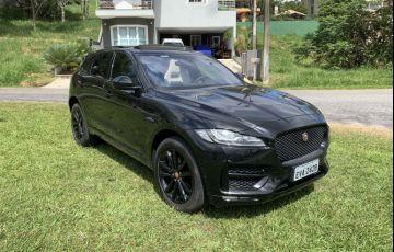 Jaguar F-Pace 2.0 R-Sport 4WD - Foto #10