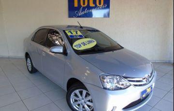 Toyota Etios Sedan XLS-AT 1.5 16V Flex