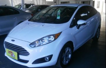Ford New Fiesta Sedan 1.6 SE (Flex) - Foto #1