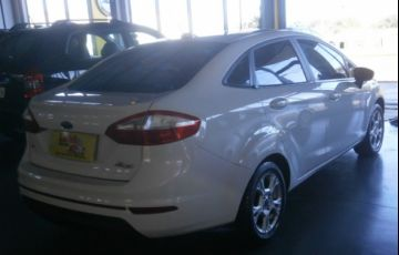 Ford New Fiesta Sedan 1.6 SE (Flex) - Foto #5