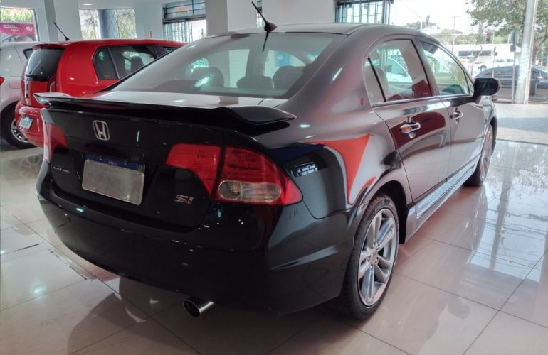 Honda Civic Si I-VTEC 2.4 - Foto #7