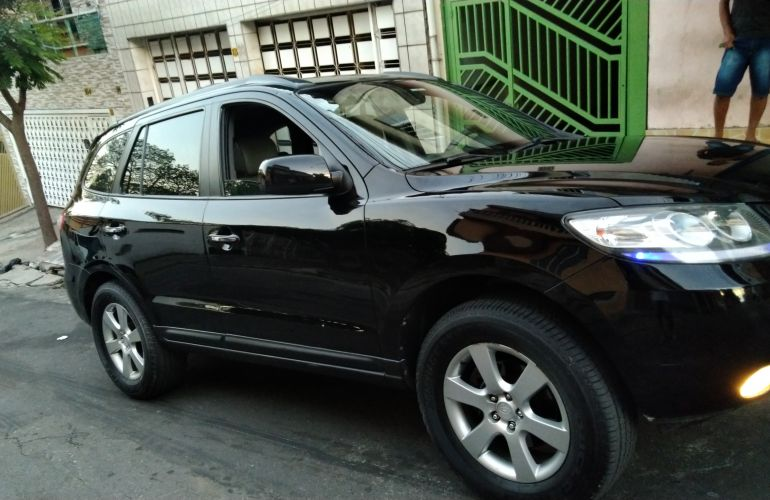Hyundai Santa Fe GLS 2.7 V6 4x4 (7 lug) - Foto #8