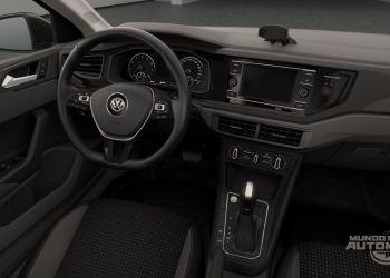 Volkswagen Polo 200 TSI Comfortline (Aut) (Flex) - Foto #3