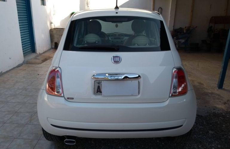 Fiat 500 Cult 1.4 Evo (Flex) - Foto #4