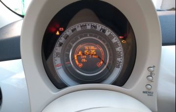 Fiat 500 Cult 1.4 Evo (Flex) - Foto #8