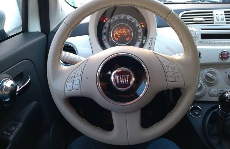 Fiat 500 Cult 1.4 Evo (Flex) - Foto #9