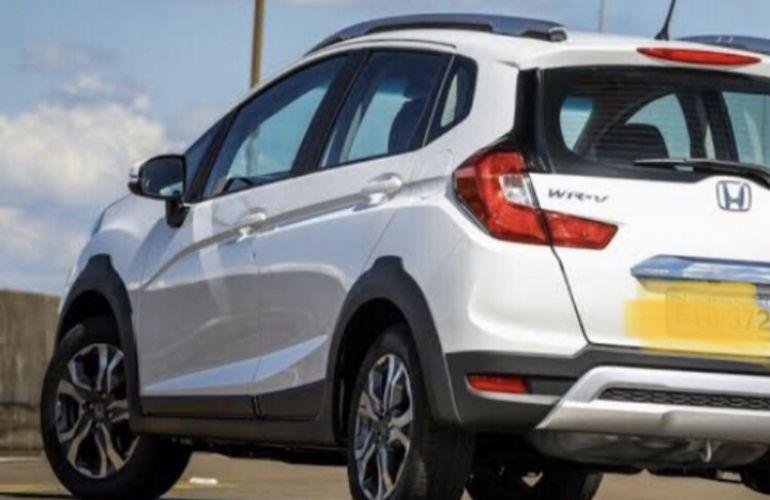 Honda WR-V EX 1.5 FlexOne CVT (Flex) - Foto #1