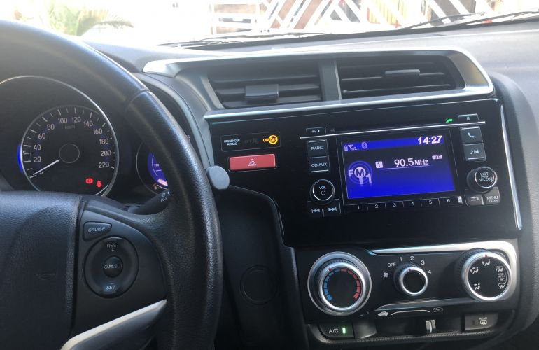 Honda WR-V EX 1.5 FlexOne CVT (Flex) - Foto #5
