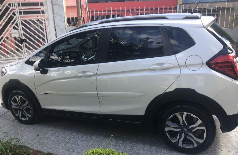 Honda WR-V EX 1.5 FlexOne CVT (Flex) - Foto #6