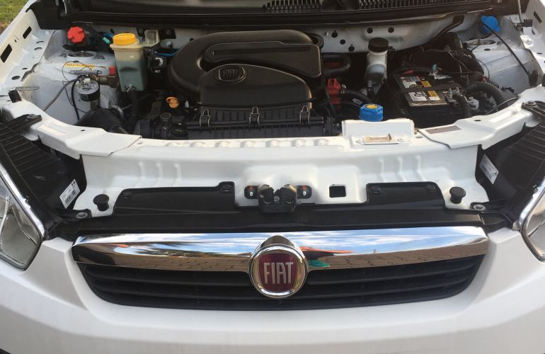 Fiat Grand Siena Evo Attractive 1.4 8V (Flex) - Foto #4