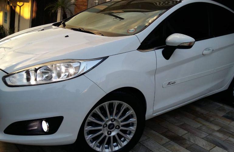 Ford New Fiesta SE 1.6 16V PowerShift - Foto #7