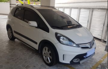 Honda Fit Twist 1.5 16v (Flex) - Foto #5