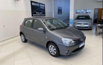 Toyota Etios XS 1.3 16V Flex