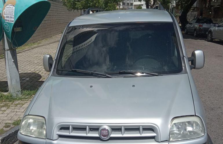 Fiat Doblò Adventure 1.8 8V (Flex) - Foto #9
