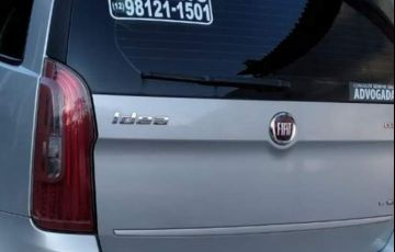 Fiat Idea Essence 1.6 16V E.TorQ (Flex) - Foto #4