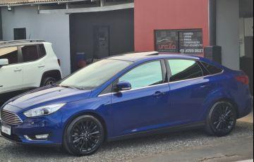 Ford Focus Sedan Titanium Plus 2.0 16V PowerShift (Aut)