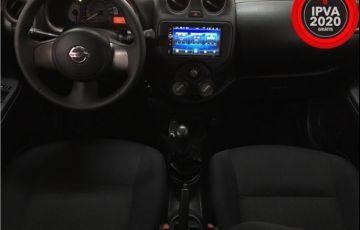 Nissan March 1.0 S 16V Flex 4p Manual - Foto #2