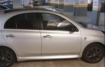 Nissan March 1.6 16V Rio (Flex) - Foto #2